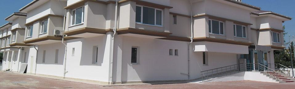 Türkiye İstatistik Kurumu Edirne Bölge Müdürlüğü Binası İnşaatı 2012